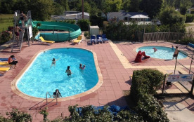 Camping De Rhuys, 90 emplacements, 23 locatifs