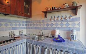 Appartement pour 3 personnes à Cetona
