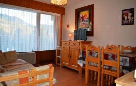 Appartement 1 pièce de 27 m² environ pour 4 personnes, résidence située au cœur du village, à 200...