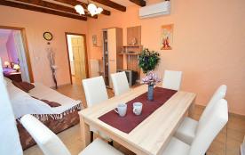 Appartement pour 6 personnes à Labin