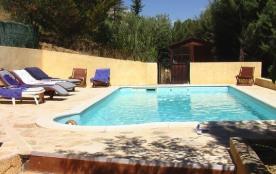 Villa super sympa pr famille, grd jardin / piscine chauff.