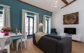squarebreak, Appartement moderne en centre-ville à Cannes