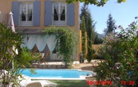 Charmante petite bastide en Drôme Provençale avec piscine Privée - Nyons