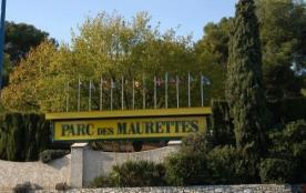 Parc des Maurettes, 91 emplacements, 17 locatifs