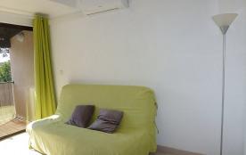 Appartement pour 2 personnes à Aigues Mortes