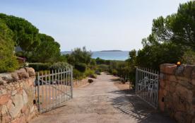 Villas à la mer Corse Porto-Vecchio Palombaggia