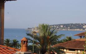 MENTON, Appartement 2 Pièces, Vue Mer, Centre ville,  à 200 m des plages, Cité des citrons, Perle de la France