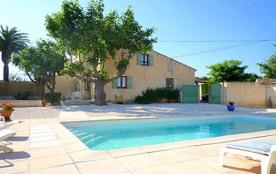 Villa AC3231 - Villa avec piscine à Hyères - AC3231