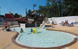 Camping L'Océan - Mh FEERIQUE 3Ch 6/8pers + Terrasse