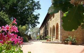 Appartement pour 3 personnes à Terranuova Bracciolini