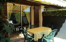 terrasse et jardin privatif - T2
