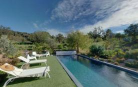 Villa avec piscine privée proche des plages