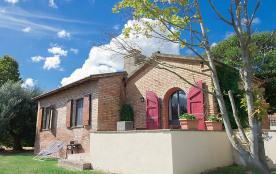 Maison pour 3 personnes à Chianciano Terme