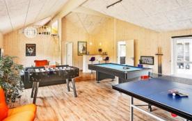 Maison pour 10 personnes à Spøttrup