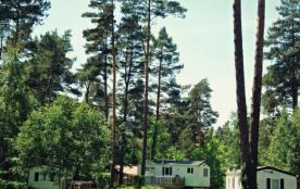 Camping du lac d'Aydat - Résidence Grand Large court séjour 4 personnes incluses - Capacité