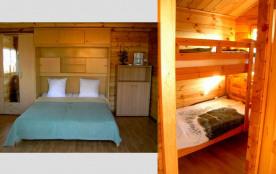 2 chambres à coucher