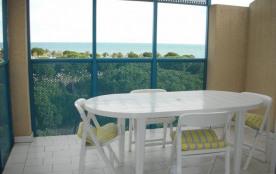 Appartement 2 pièces de 30 m² environ pour 4 personnes situé sur le port de plaisance, au pied de...