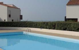 La Rochelle / Port des Minimes, plage, résidence 1 seul étage, calme, en bordure d'Océan avec pis...