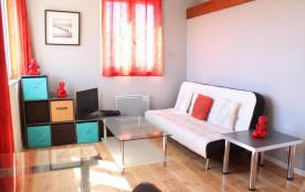 Appartement 2 pièces - 35 m² environ - jusqu'à 3 personnes.