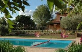 Corciano/Civita Castallana - A 60 km de Rome ! Grande villa en position panoramique sur les colli...