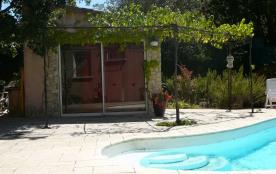 Magnifique Cabanon de Provence piscine et jardin