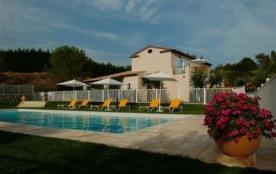 Très belles locations vacances dans villa **** - Saint-Paul-de-Vence