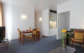 Adagio access Aparthotel Paris Philippe Auguste - Appartement Studio 2 personnes
