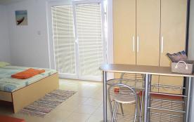 Appartement pour 1 personnes à Vodice/Jadrija