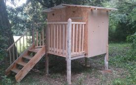 la petite cabane a Lasserre