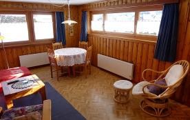 Appartement pour 3 personnes à Alvaschein GR