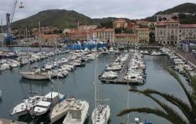 FR-1-309-10 - Appartement avec vue imprenable sur le port de Port-Vendres