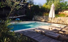 Villa 4 chambres Piscine Terrain de pétanque