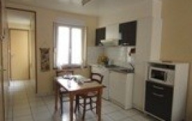 petit appartement 2/ 4 pers