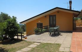 Maison pour 3 personnes à Massarosa