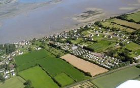 Camping Le Rivage, 35 emplacements, 20 locatifs