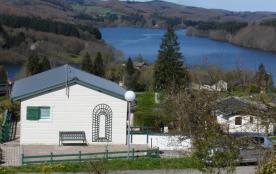 La Salvetat S/Agout Chalet vue panoramique Lac & Montagne