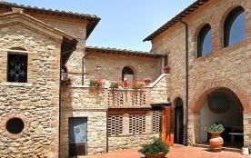 Appartement pour 3 personnes à Serre di Rapolano