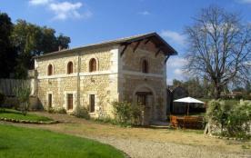 Gîte rural de charme à 10 km de Bordeaux - Tresses