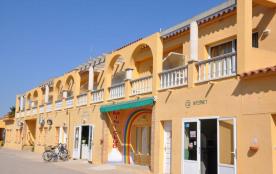 Appartement Lodge (4 personnes) situé dans le Camping Amfora *****