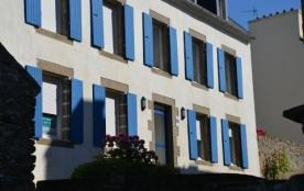Appartement à deux pas de la plage, du port et des commerces à Le Conquet avec vue mer.