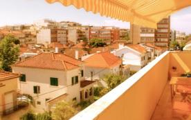 Appartement pour 3 personnes à Costa da Caparica