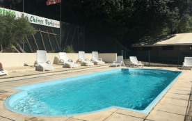 Camping Les Chênes Verts, 23 emplacements, 87 locatifs