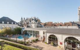 Résidence Le Moulin des Cordeliers - Studio 4 personnes - Terrasse Standard