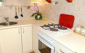 Appartement pour 2 personnes à Brodarica