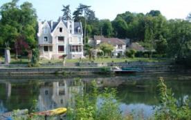 Gite Bord du Loing et Foret de Fontainebleau