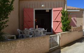 Résidence Mer Indigo - Pavillon 2 pièces mezzanine avec terrasse exposée sud-est.