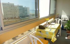 Saint Hilaire de Riez (85) - Quartier les Becs - Résidence Le Grand Pavois C. Appartement 2 pièce...
