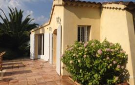 Villa à louer dans propriété privée, Quartier Bouillabaisse