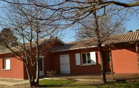 Maison neuve de 122 ² pour 6 personnes idéalement située.