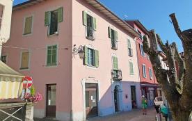 Appartement pour 4 personnes à Porto Valtravaglia